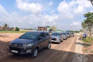 Cẩm nang tìm nơi thuê xe 7 chỗ tại huyện Nhà Bè theo ngày uy tín